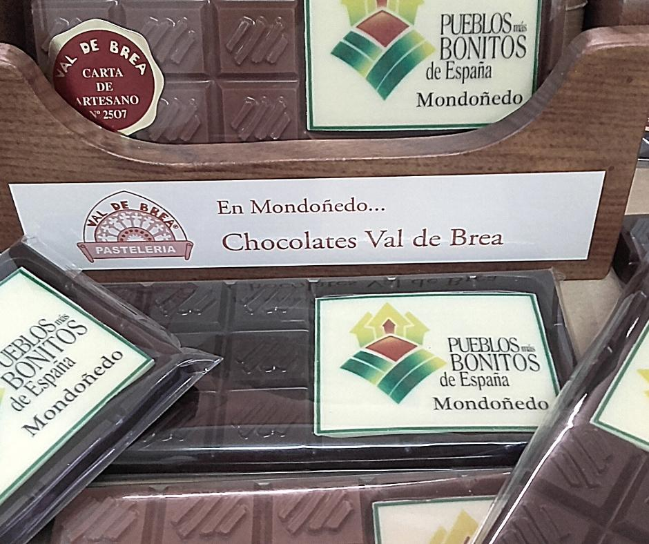 Chocolates Val de Brea